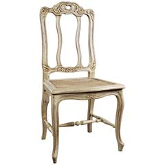 Beautiful Chair in the Louis Quinze Style