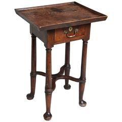 Quirky Queen Anne Side Table