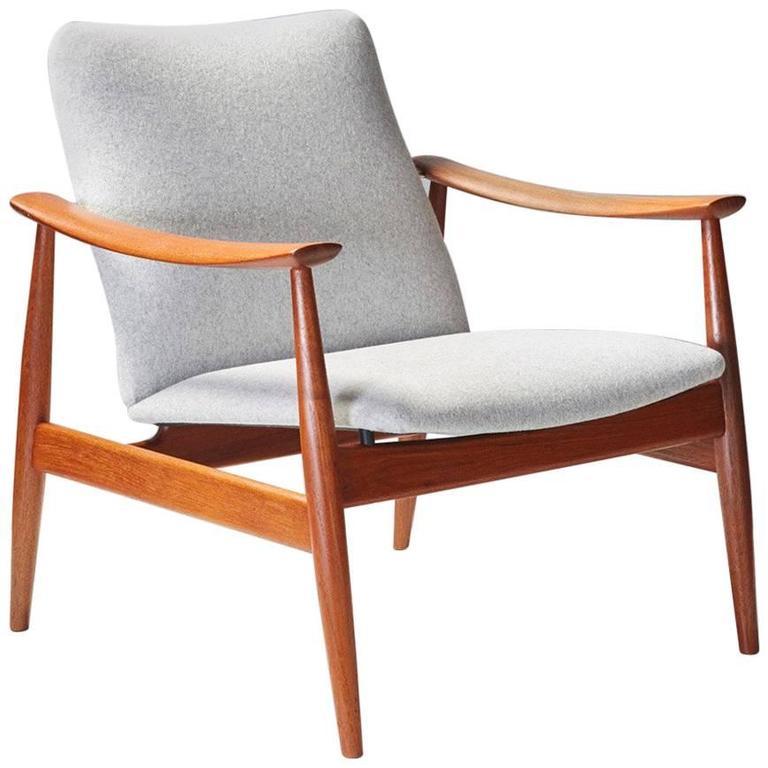 Finn Juhl Model 138 Chair, circa 1950s