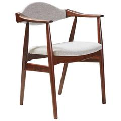Farstrup Møbler Teak Desk Chair, circa 1960