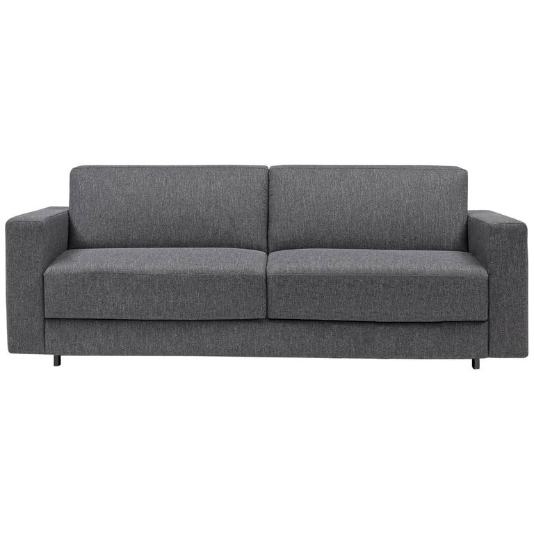 Modern Italian Sofa Bed Convertible Sleeper Sofa Contemporary