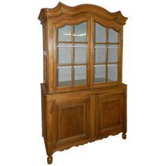 Antique Elm Cupboard