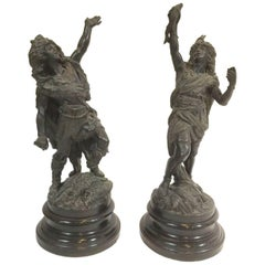 Rancoulet Bronze Indians