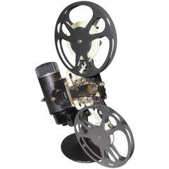 First Model 16MM Cinema Movie Projector, circa 1923, Rare Sculpture Take 50% OFF