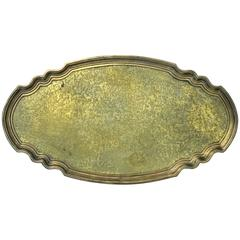 Epic Brass Serving Tray
