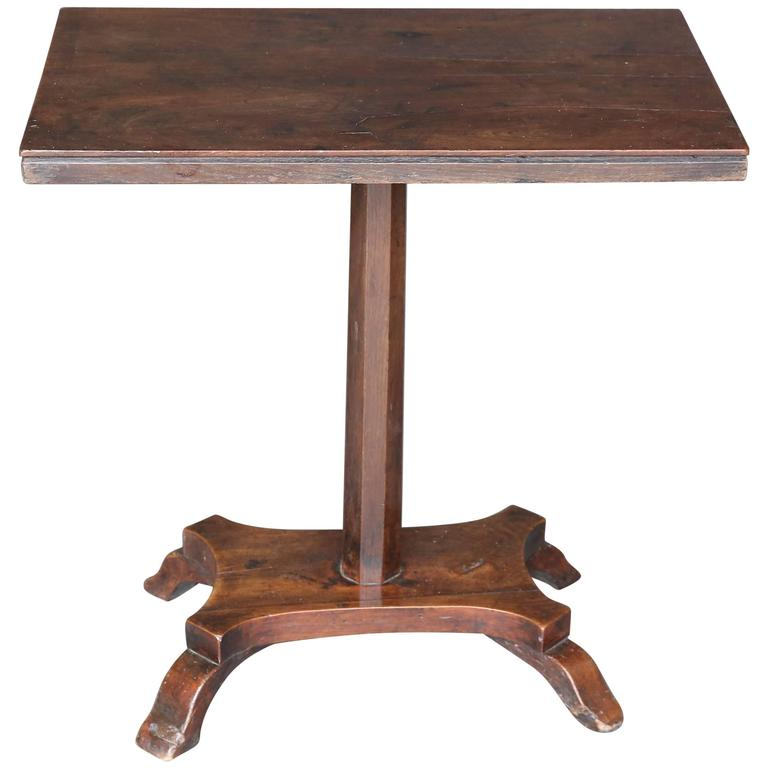 19th Century Narrow Table For Sale