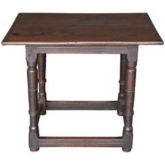 19th Century Small Side Table