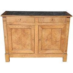 19th Century Ashwood Directoire Buffet