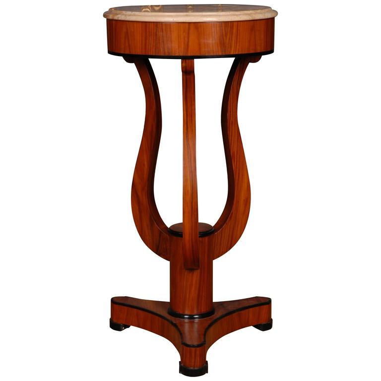 Side Table in Viennese Biedermeier Style