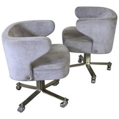 Pair of Formanova Chairs 'Poney', 1970s