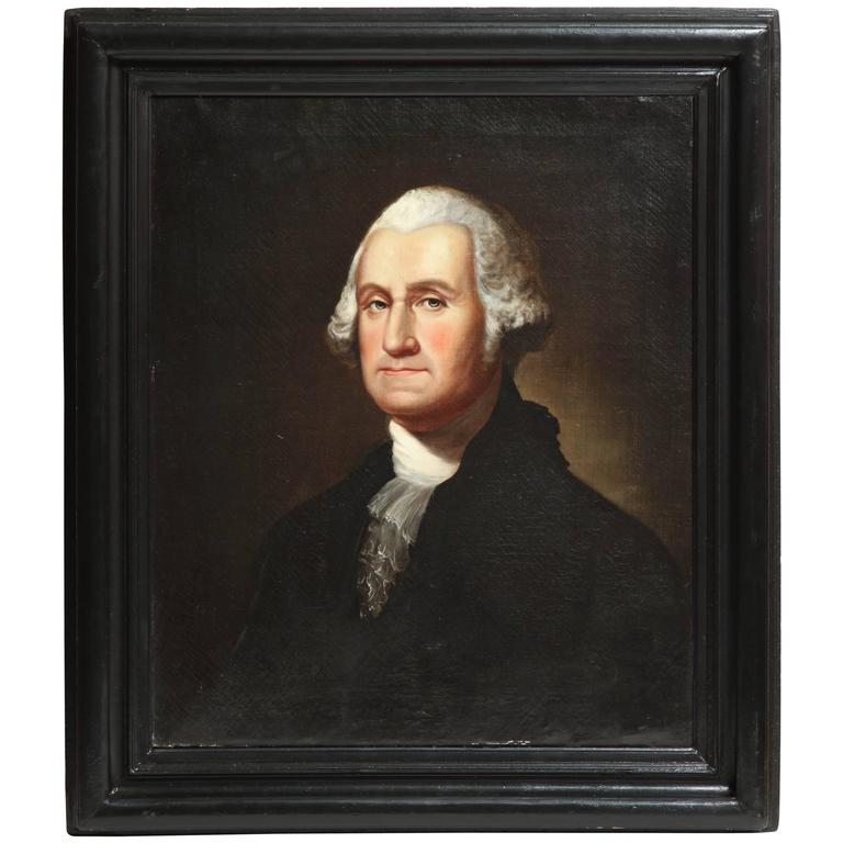 <i>Portrait of George Washington</i>, early 19th century, offered by George N Antiques