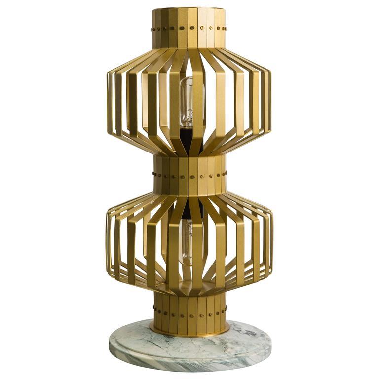 Light Fixtures Uae: Nader Gammas, Tower Lamp, UAE, 2017 For Sale At 1stdibs
