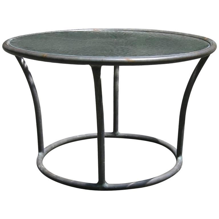Kipp Stewart for Terra of California Side Table For Sale