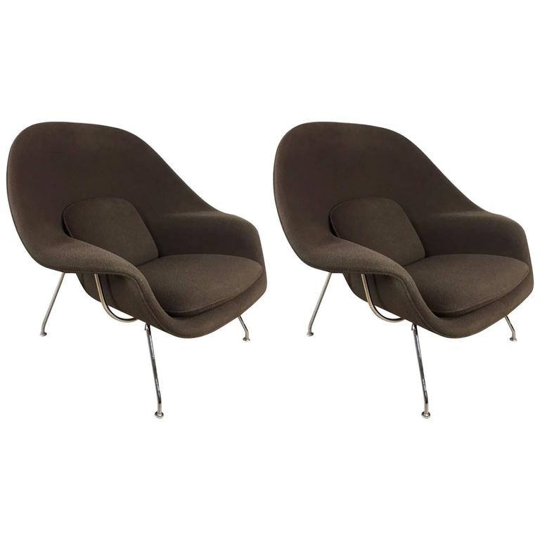 Eero Saarinen Womb Chair By Knoll 1 Available For