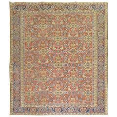 Persian Heriz All-Over Rug