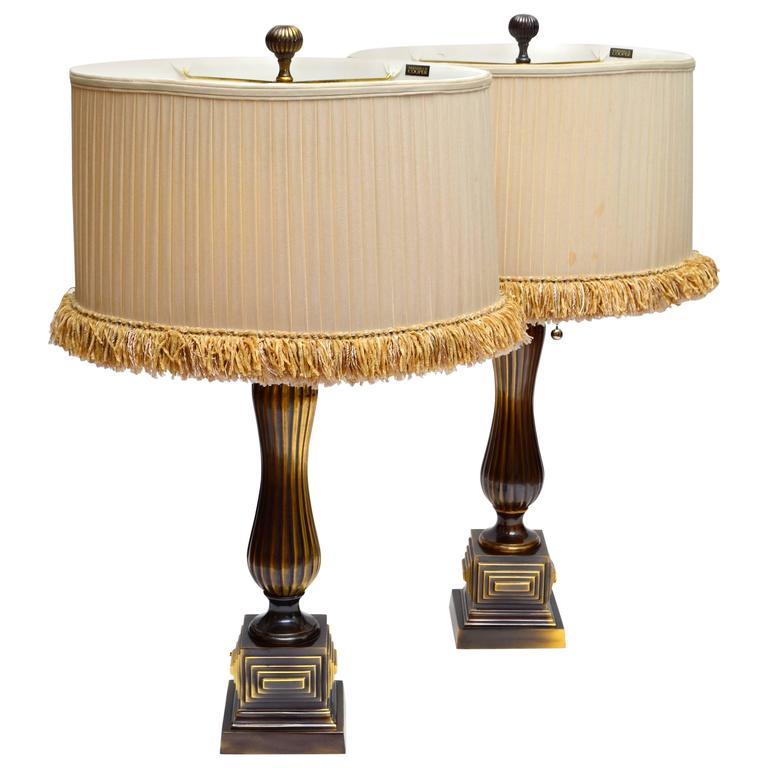 Frederick cooper pair of vintage bronze table lamps for sale at 1stdibs frederick cooper pair of vintage bronze table lamps for sale mozeypictures Gallery