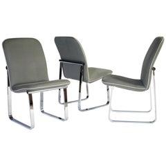Design Institute of America Dining Chairs, Set of Three