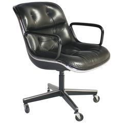 Charles Pollock for Knoll Executive Armchair