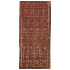 Large Antique Serab Persian Rug