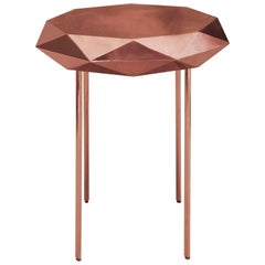 Stella Coffee Table Small Rose by Nika Zupanc for Scarlet Splendour