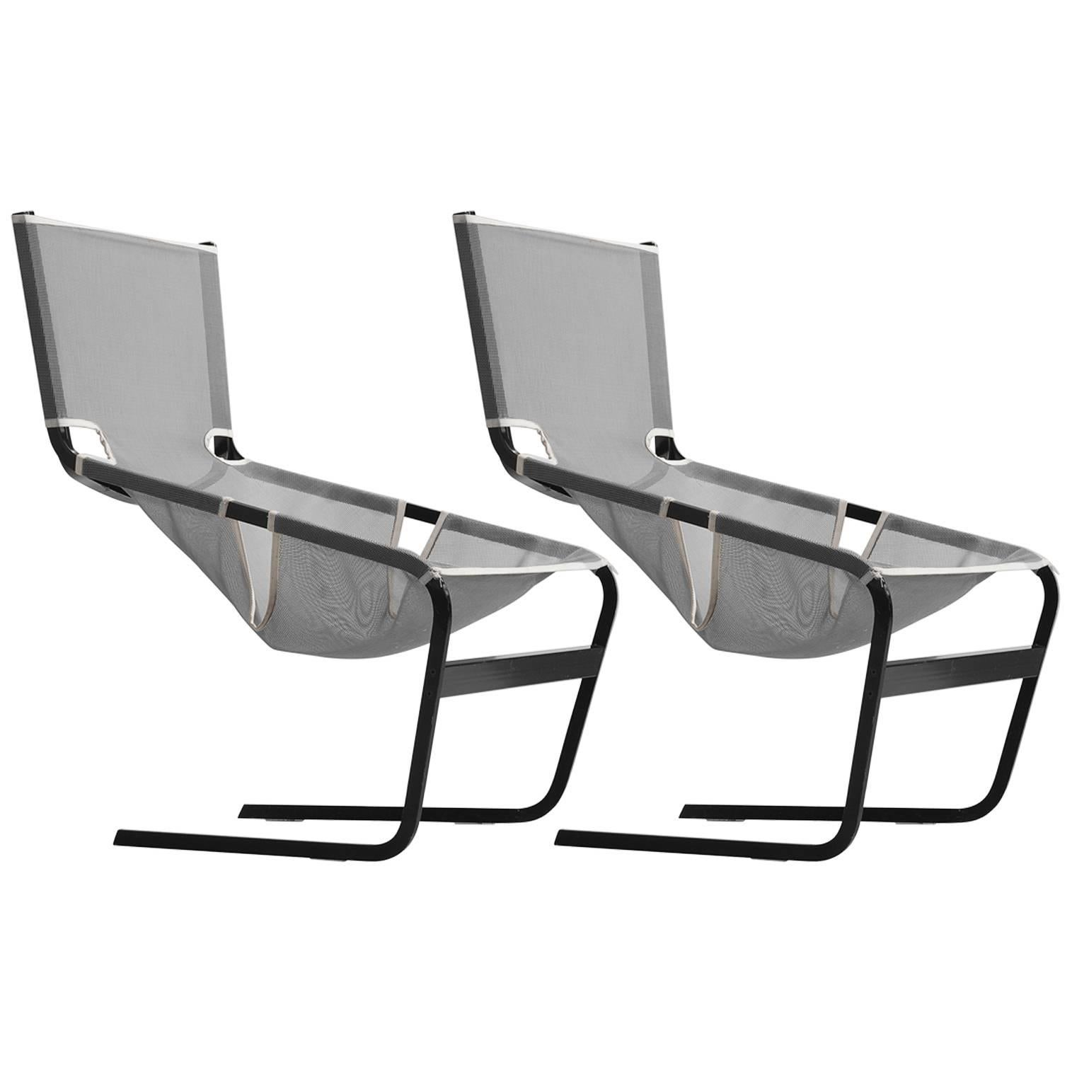 F-444 Lounge Chair by Pierre Paulin for Artifort
