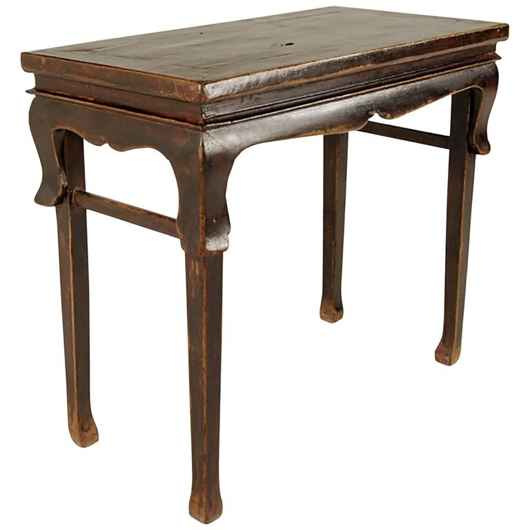 19th Century Chinese Portable Scholars Tables