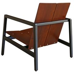 Lewis Butler Model 645 Lounge Chair for Knoll