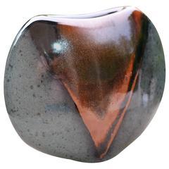 Gotlind Weigel, Stoneware Vase Lentil