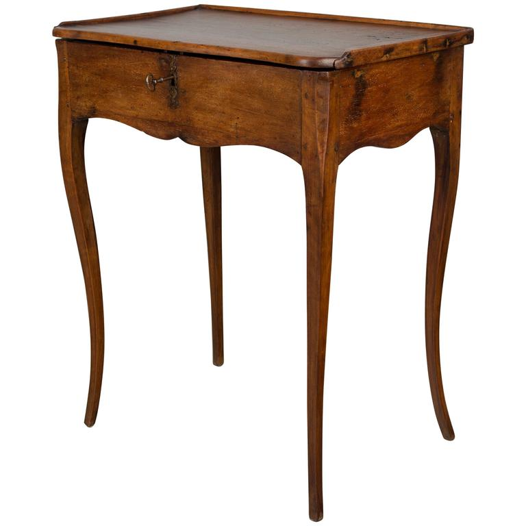 19th Century Louis Xv Style Side Table For Sale At 1stdibs