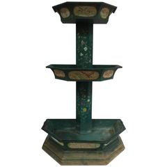 Tole Tiered Planter
