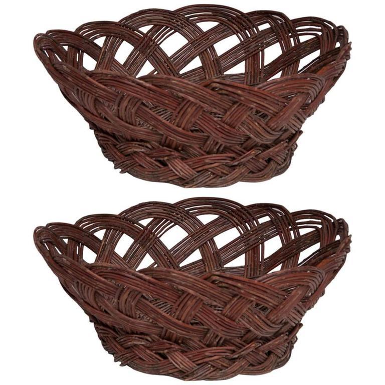 Large Gathering Baskets For Sale