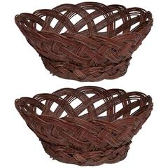 Large Gathering Baskets
