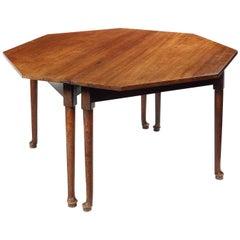George II Mahogany Dining Table