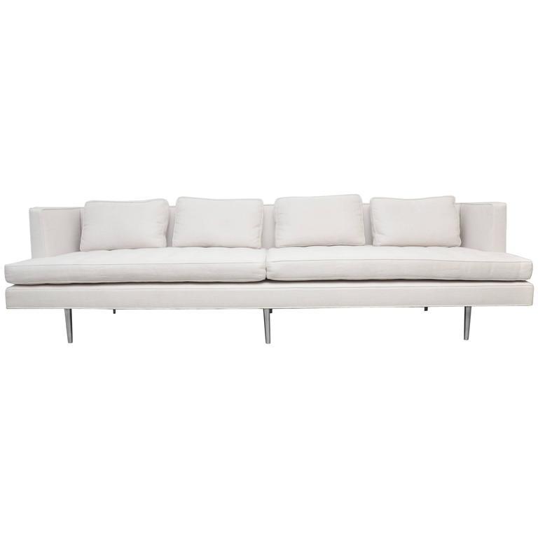 Classic Dunbar Sofa by Edward Wormley For Sale