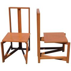 Philippe Parent Architect Chairs