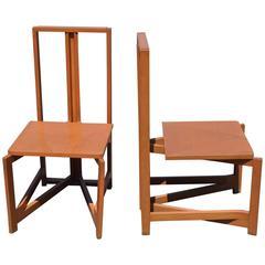 Claude Parent Architect Chairs
