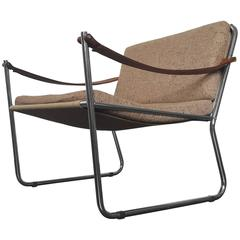 Scandinavian Furniture Design Armchair, 1960s