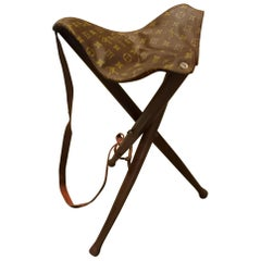Louis Vuitton Sportsman's Chair