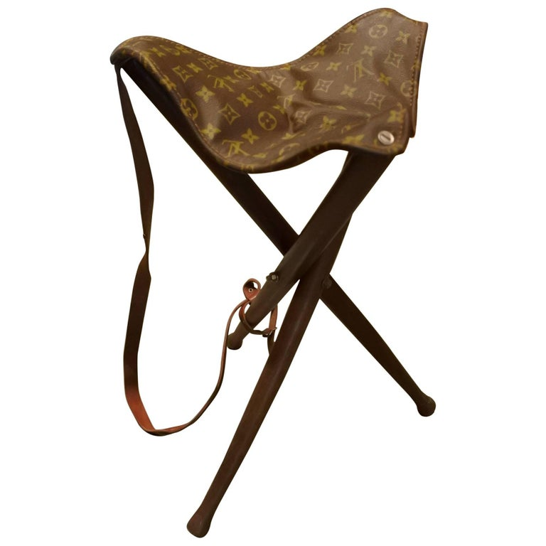 Louis Vuitton Sportsman's Chair 1