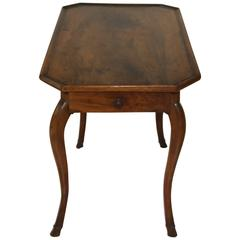 Pretty French 18th Century Table with Hoof Feet