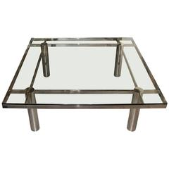 "Afra and Tobia Scarpa ""Andre"" Coffee Table for Knoll"