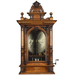 19th Century Coin Operated Polyphon