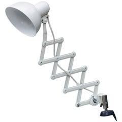 Scissors Lamp by Christian Dell for Kaiser, Set of Ten