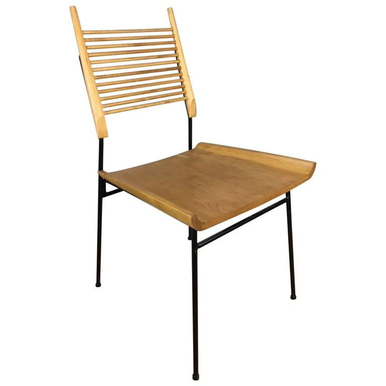 Paul McCobb Ladder Back Shovel Chair