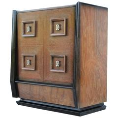 James Mont Style Chest of Drawers