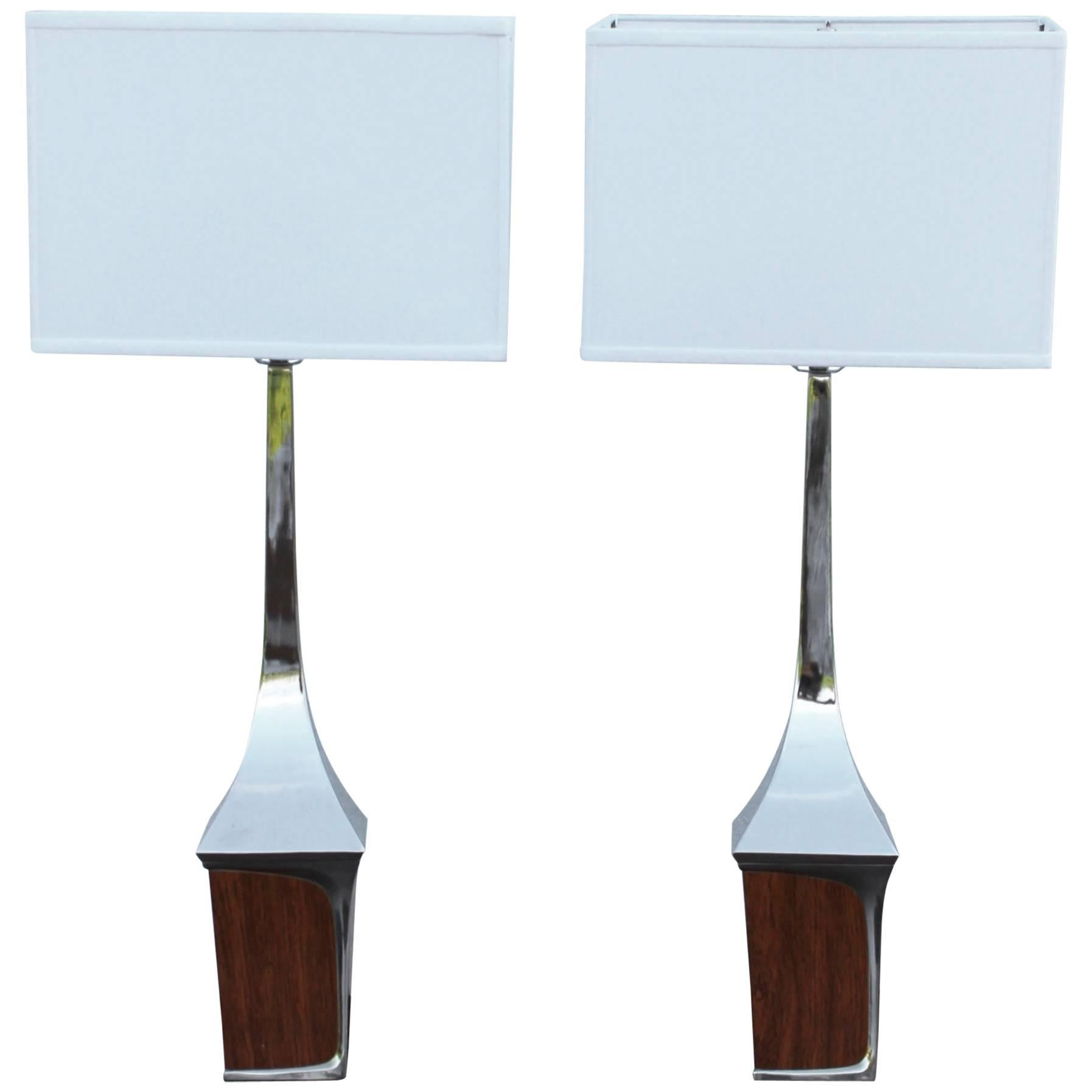 Mid-Century Modern Table Lamps by Laurel