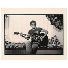 Vintage Iggy Pop Photograph