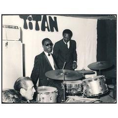 Vintage Stevie Wonder Photograph