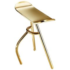 Stool, Made of Brass Design Kossi Aguessy, 2017