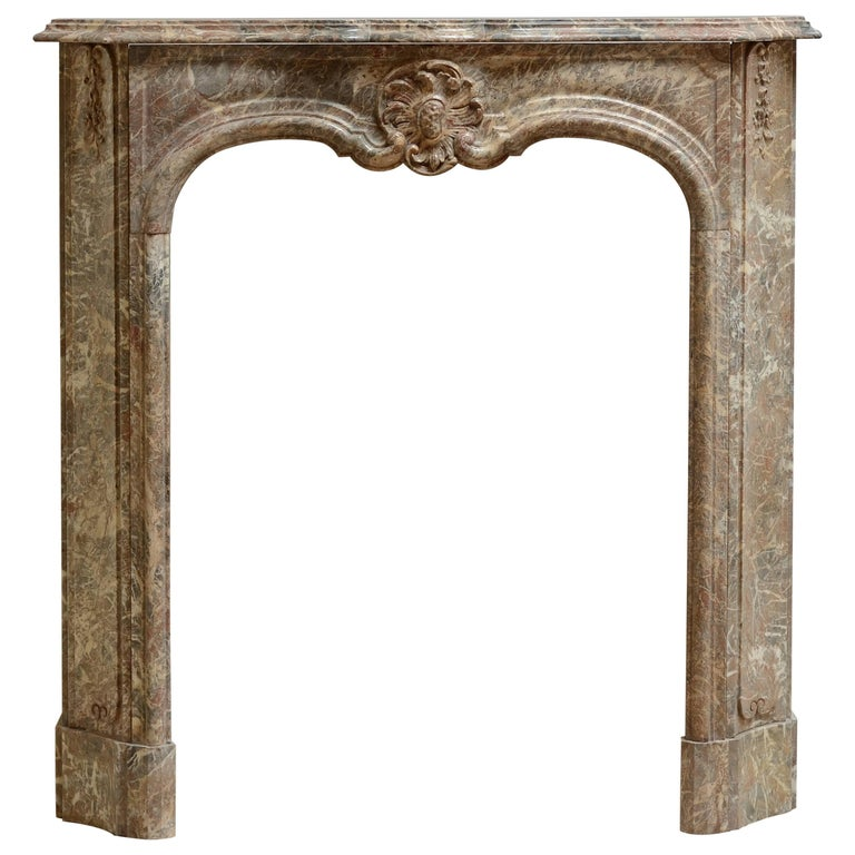 Perfect Petite Régence Fireplace Mantel * Free Shipping * For Sale